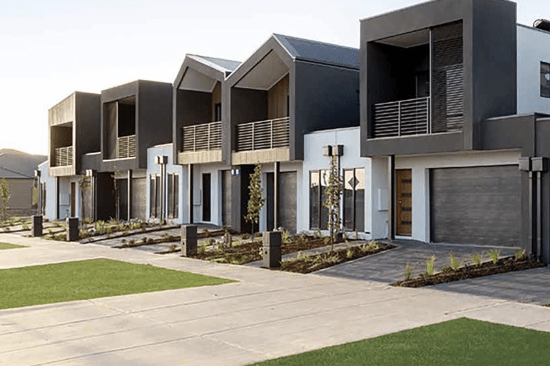 The first townhome release in the brand new Wollert master-planned community Mason Quarter