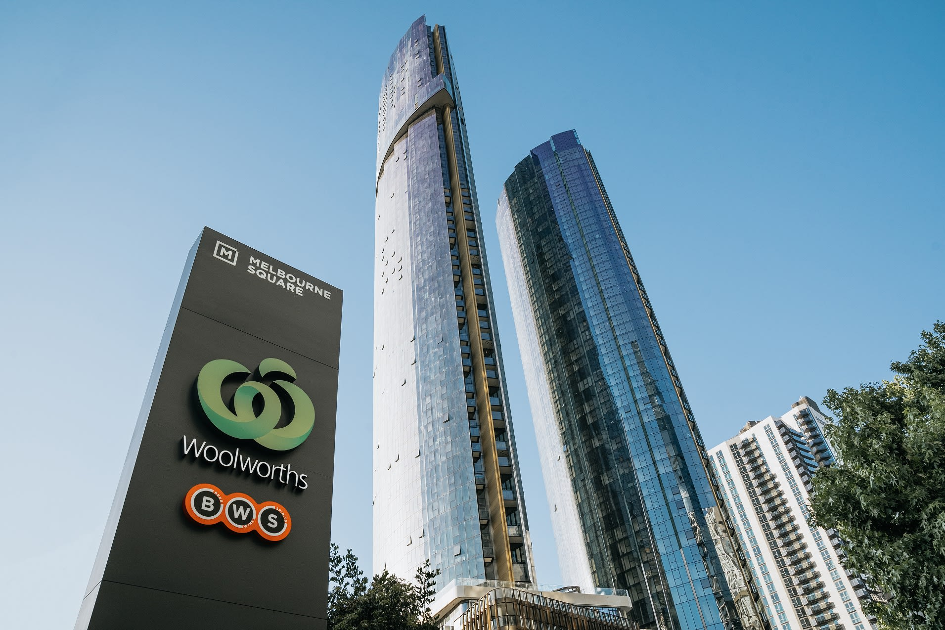 Vibrant new retail precinct joins Woolworths at Melbourne Square