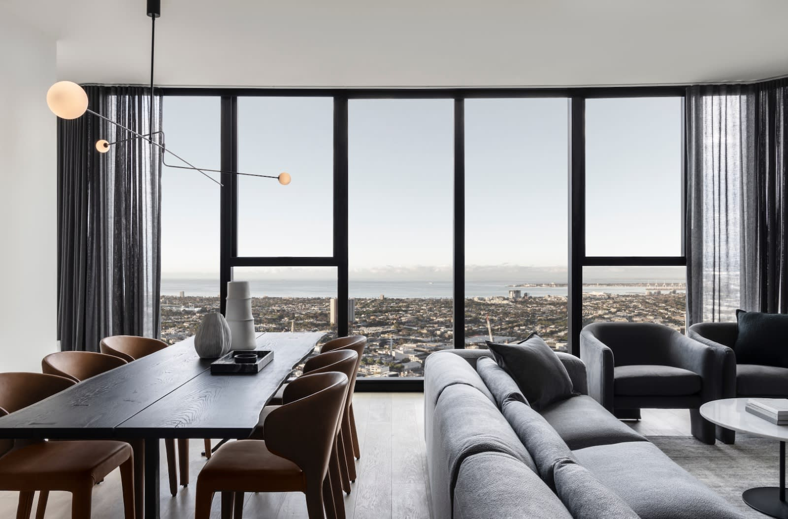 Melbourne Square penthouse sells for over $3.4 million