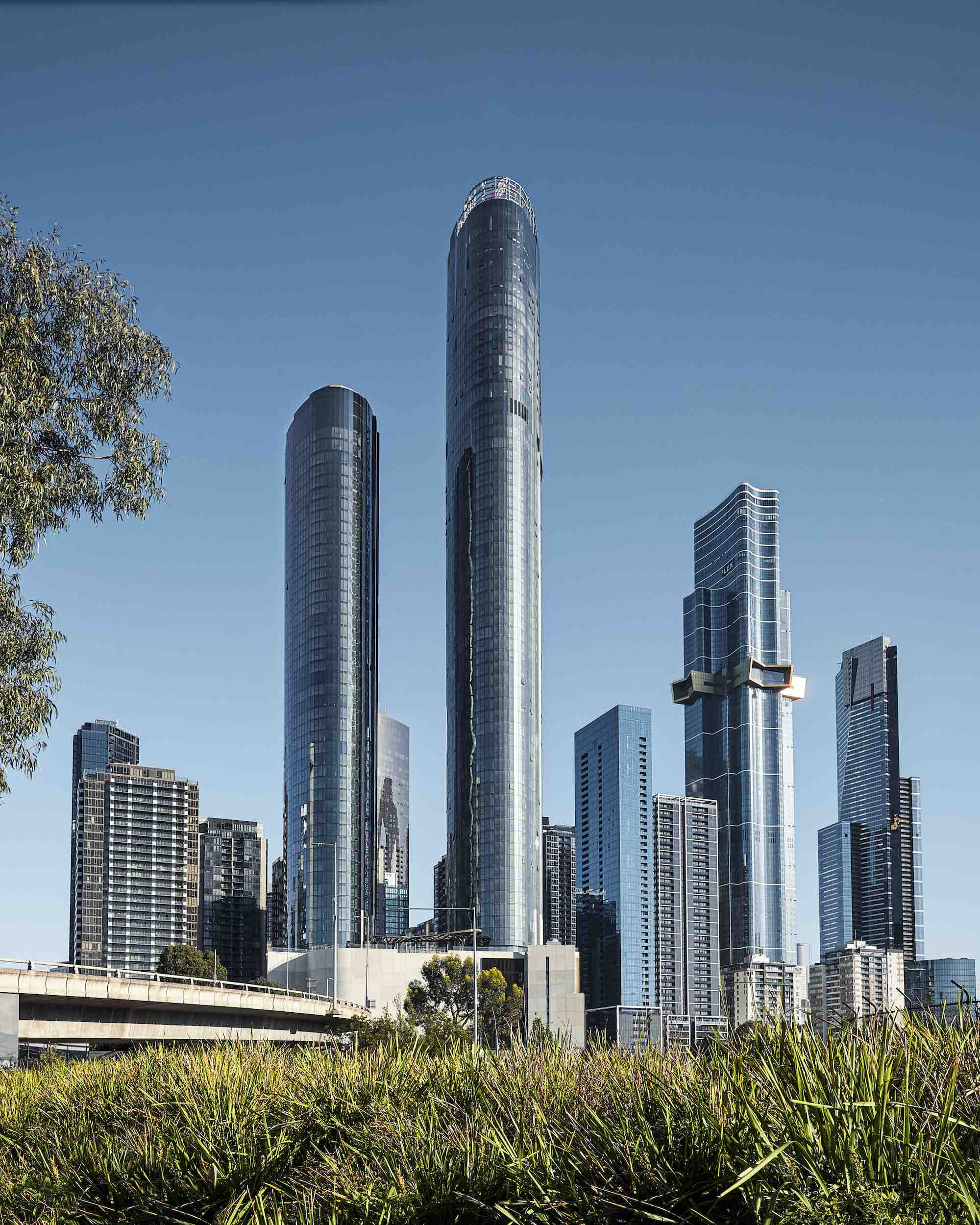 Melbourne Square tops out first two towers, release wellness-enabled apartments