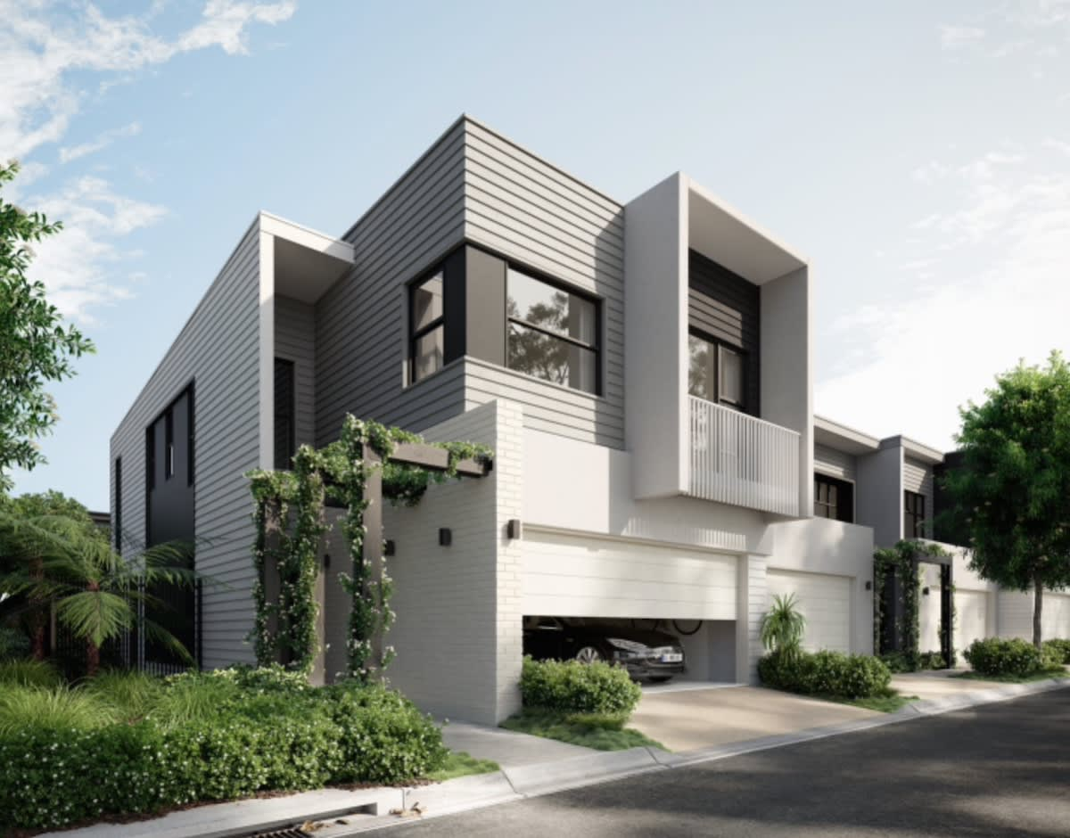 Why first home buyers have dominated sales in Mirvac's Everton Park townhouse development Ashford Residences