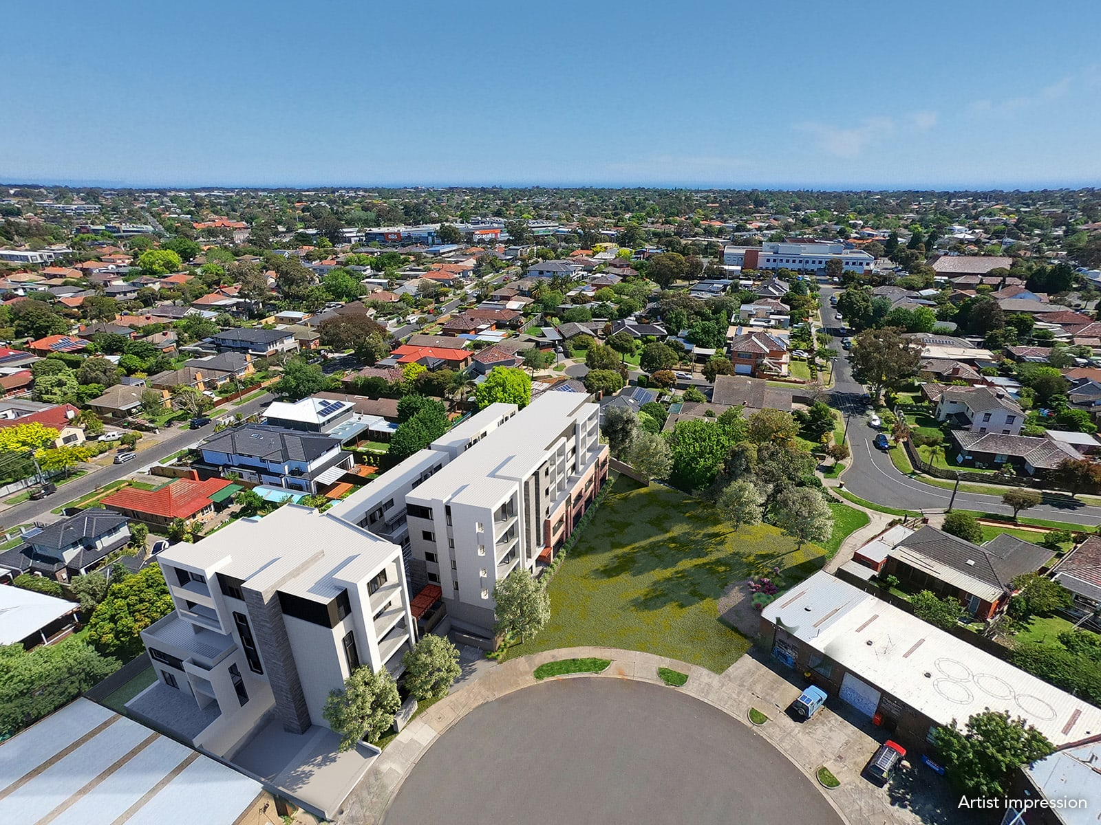 Why owner-occupiers are loving the townhomes and apartments at Omnia, Moorabbin