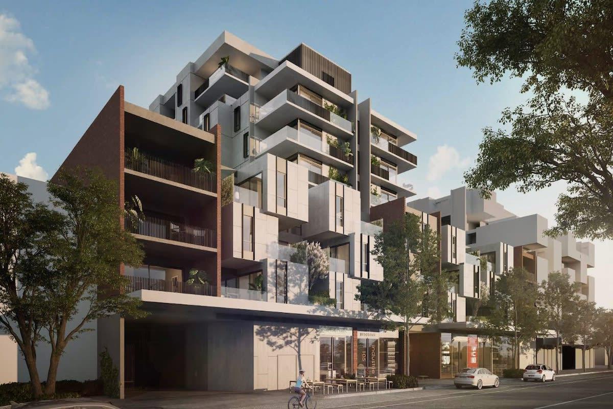 Keystone offer investors guaranteed rental yield at new Footscray apartment development Ovation