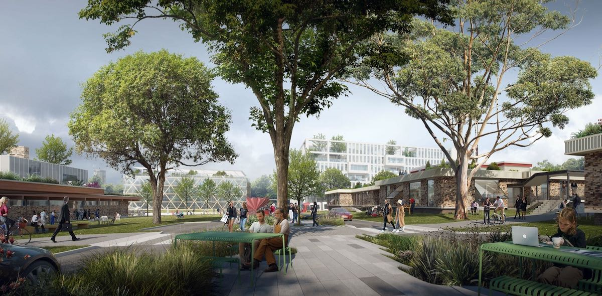 Property investors and owner occupiers interested in areas around new University campus in Parramatta