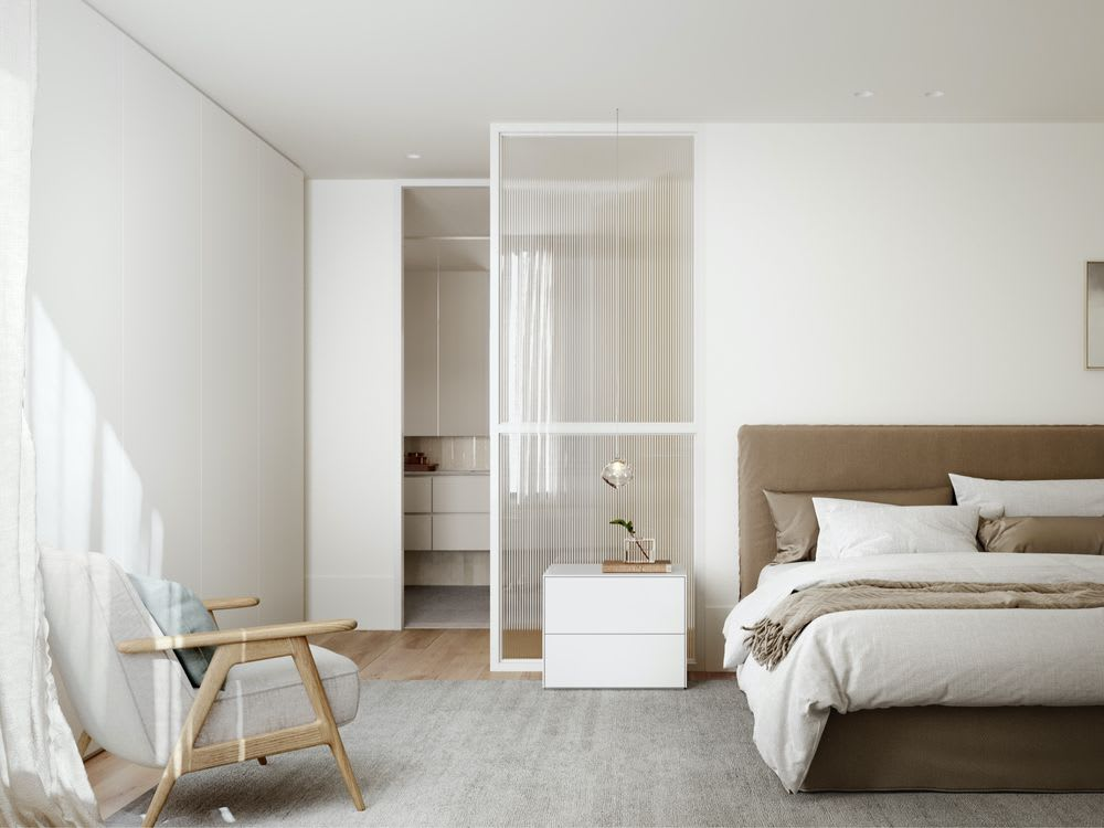 Five luxury features of each townhome at Port Melbourne's Port Lane