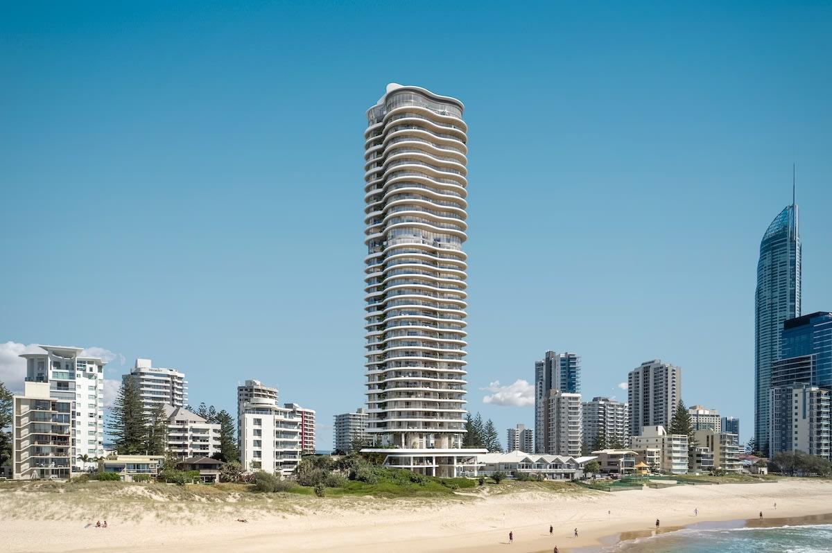 Half floor $3.933 million Coast, Surfers Paradise off the plan sale tops Gold Coast sales