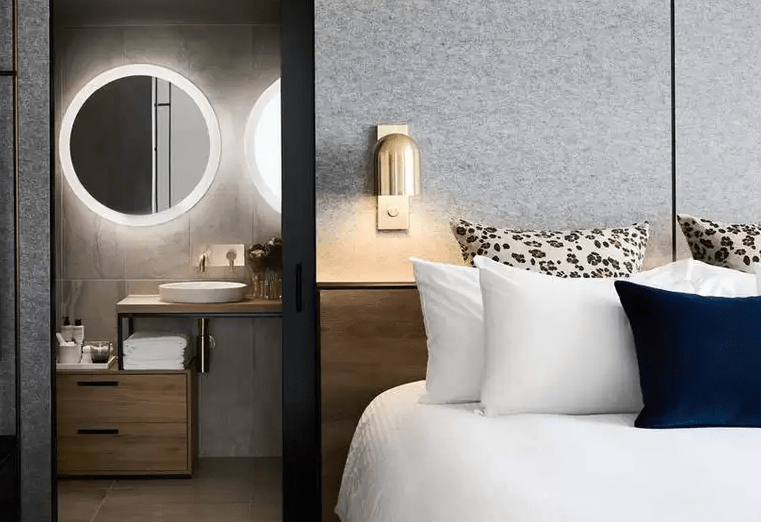 Zagame's House challenges the norm of hotel amenity offerings