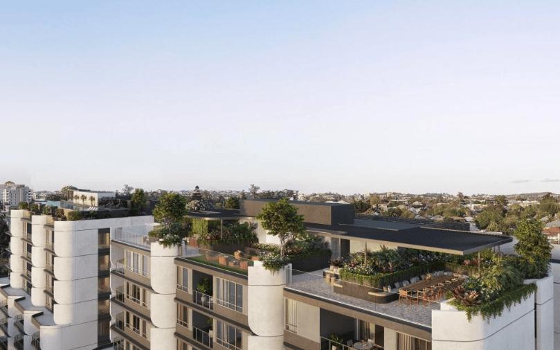 Brisbane's latest construction milestones: Featuring Pellegrino, Mosaic + Cornerstone Properties