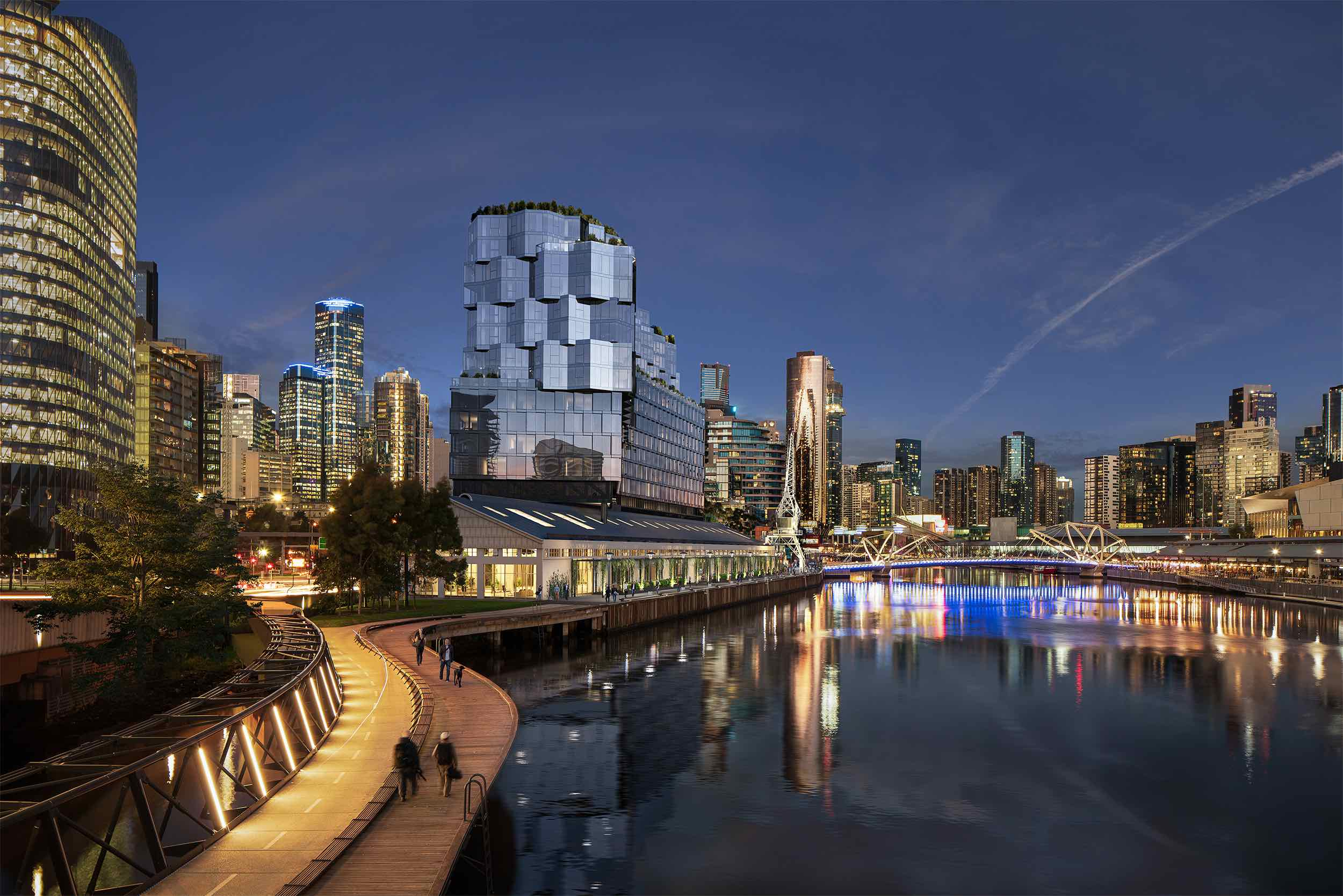 Waterfront Yarra River residences listed from $1.9 million at Seafarers