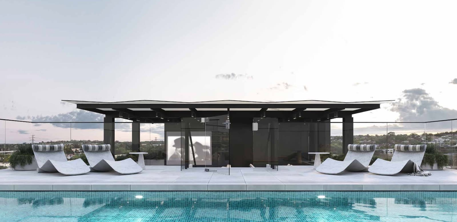 All about the rooftop at luxury Hawthorn East development Seven Six Five