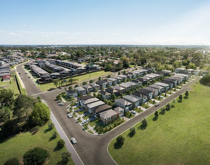 Sierra Residences, the brand-new four-bedroom homes coming to Sydney's north-west