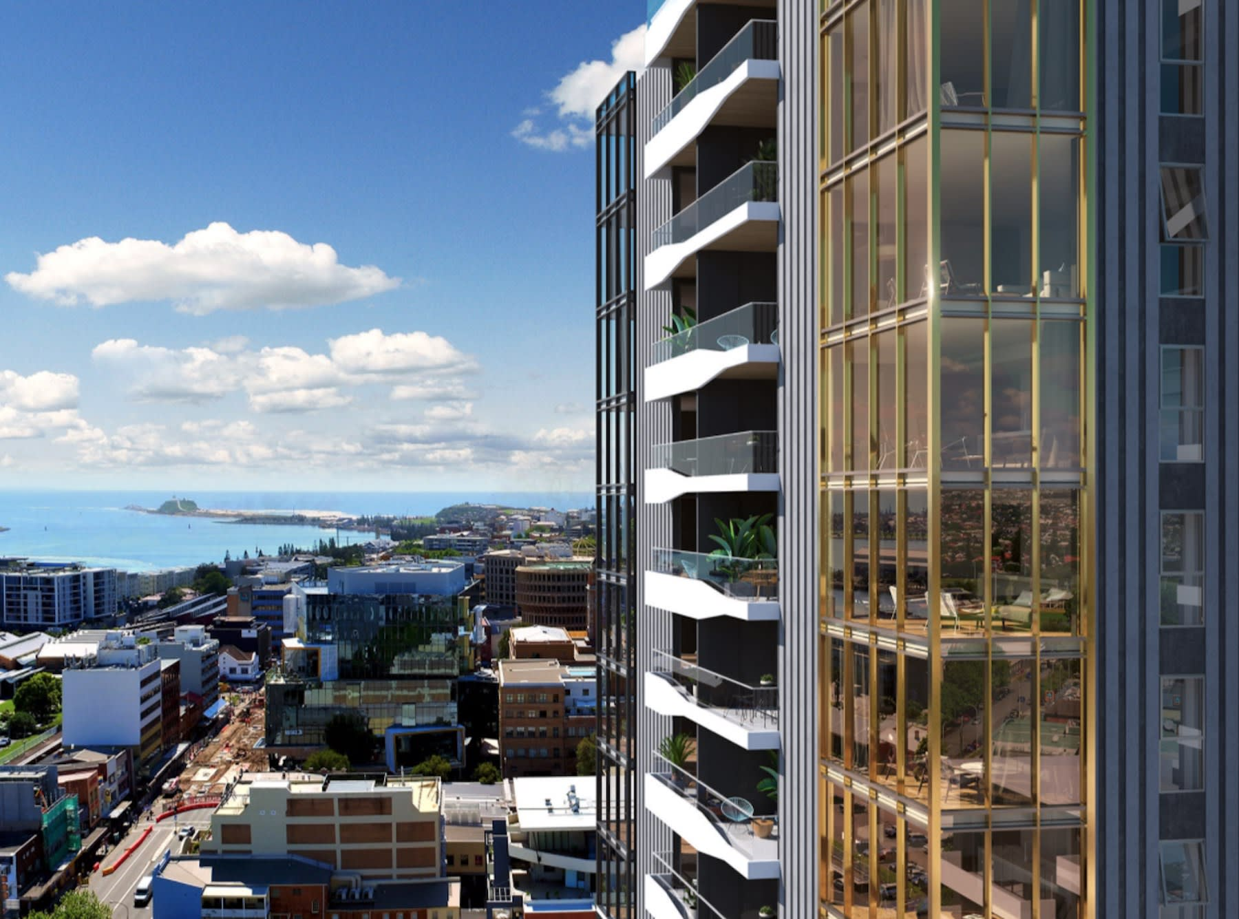 Sales spike hits Newcastle's Sky Residences as investors return