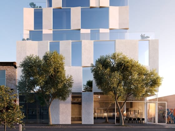 Studio Light is situated at the gateway to the city's most esteemed cultural, sporting and culinary icons.