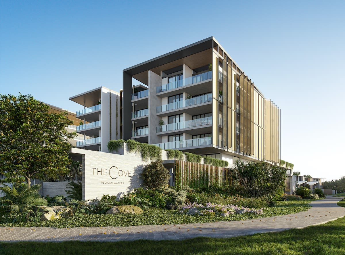 Henzell Group secure $12 million Terrace Collection sell-out at The Cove Pelican Waters