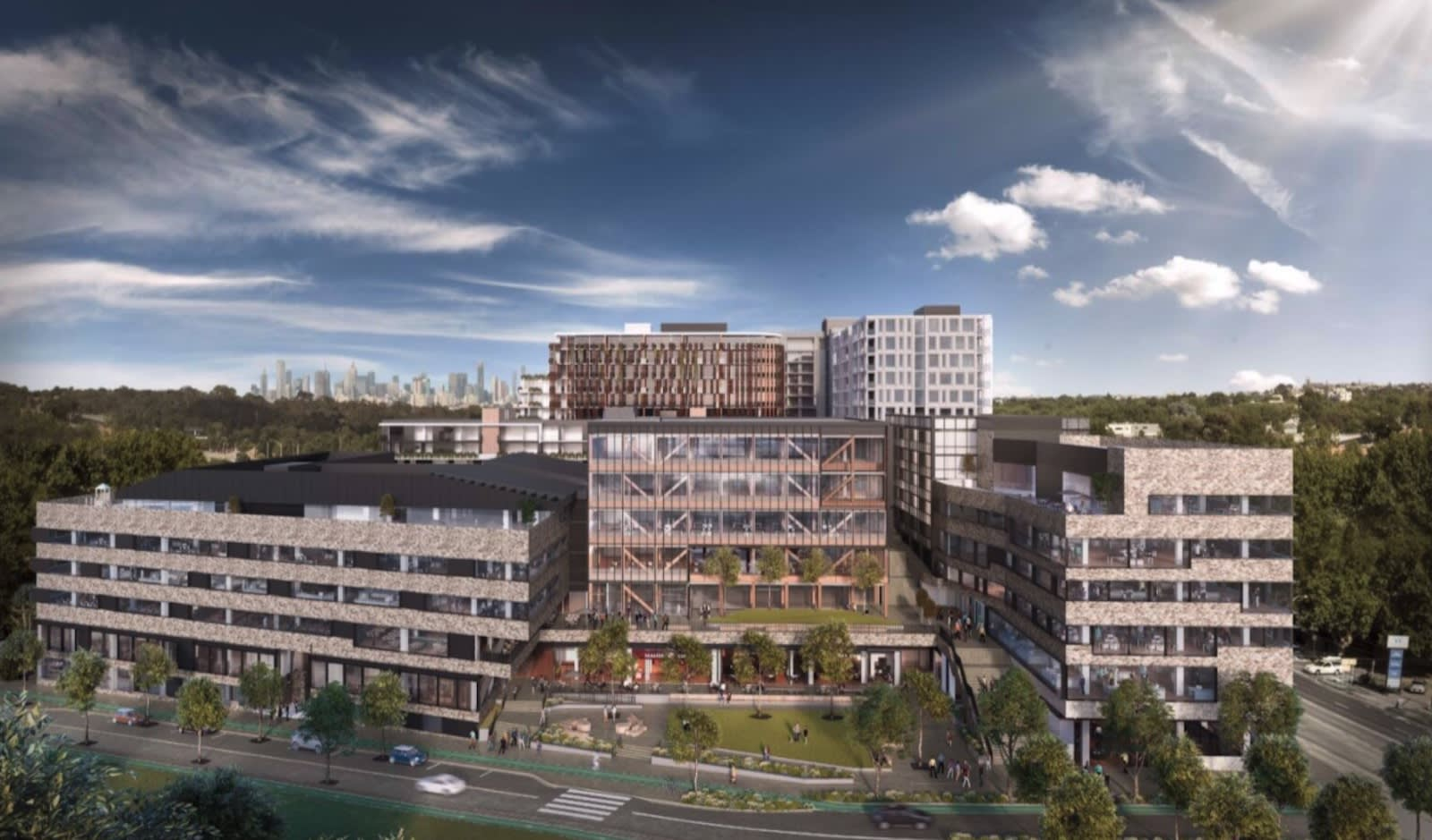 Icon wins construction contract for The Village Alphington in Melbourne
