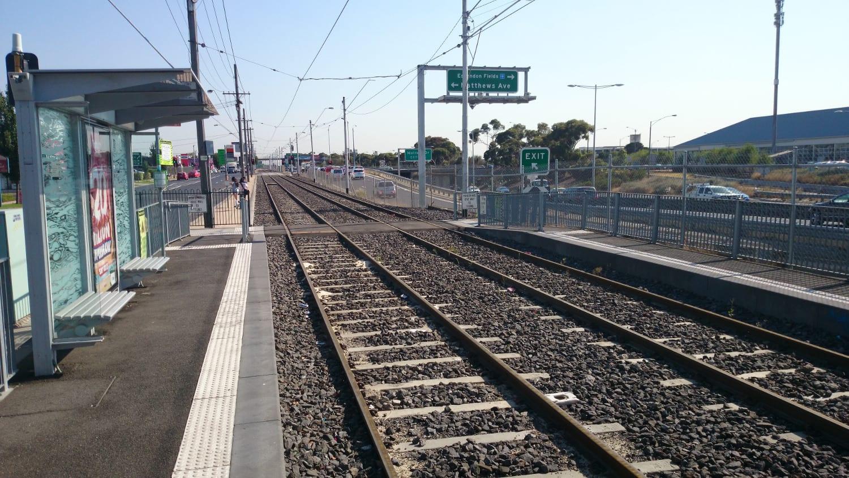 The Northern Light Rail link