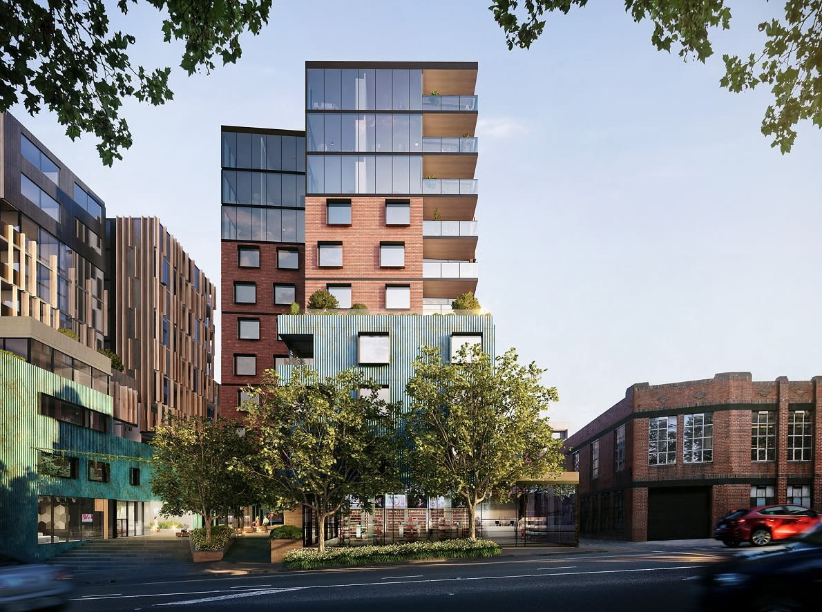 Hecker Guthrie discusses West End's latest building: The Spencer