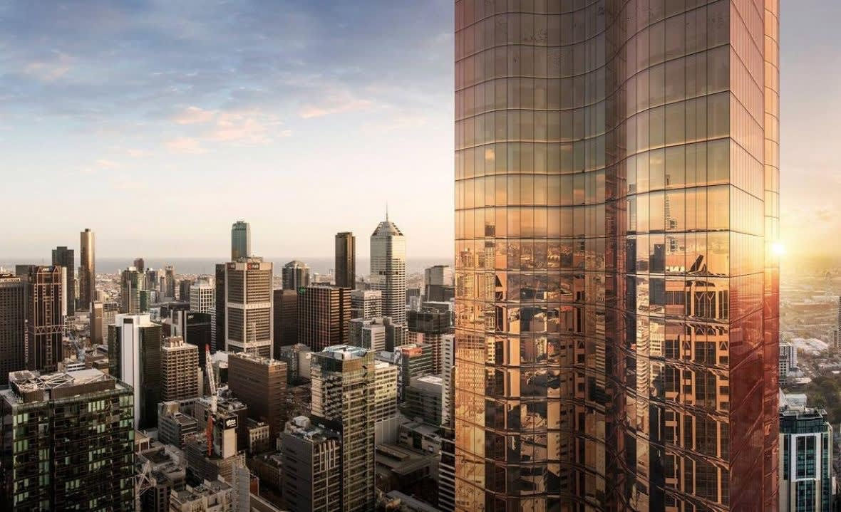 """SP Setia delivers spectacular """"homes in the sky"""" at Uno Melbourne."""