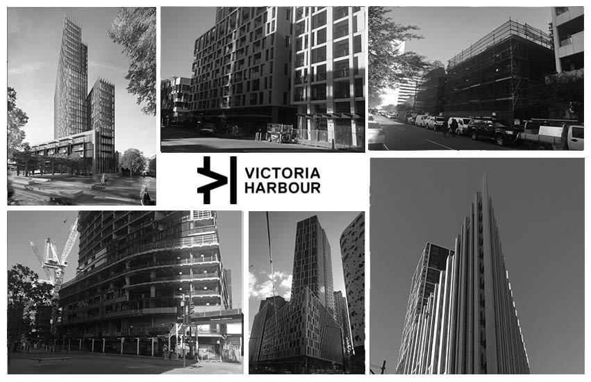 Docklands update June 2016: Victoria Harbour