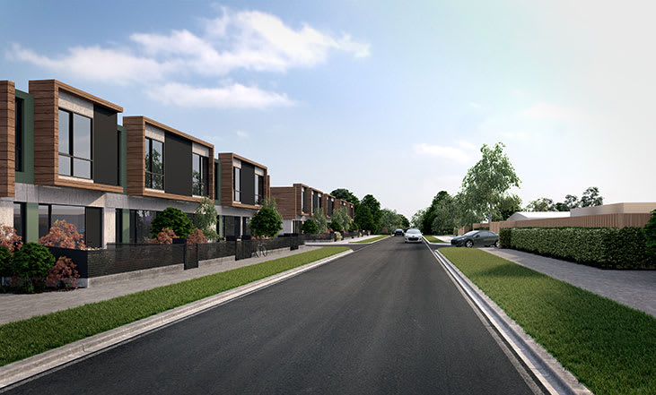 January 2021: Three-bedroom townhouses you can secure in VIC for under $650,000