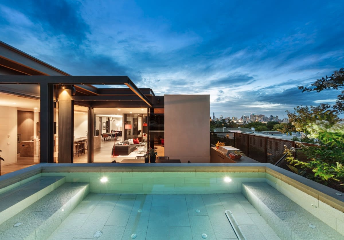 Record setting Toorak penthouse resells for close to $15 million