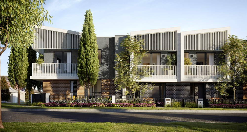 Save the planet and your bank balance: Woodlea introduces smart solar packages for townhouse buyers