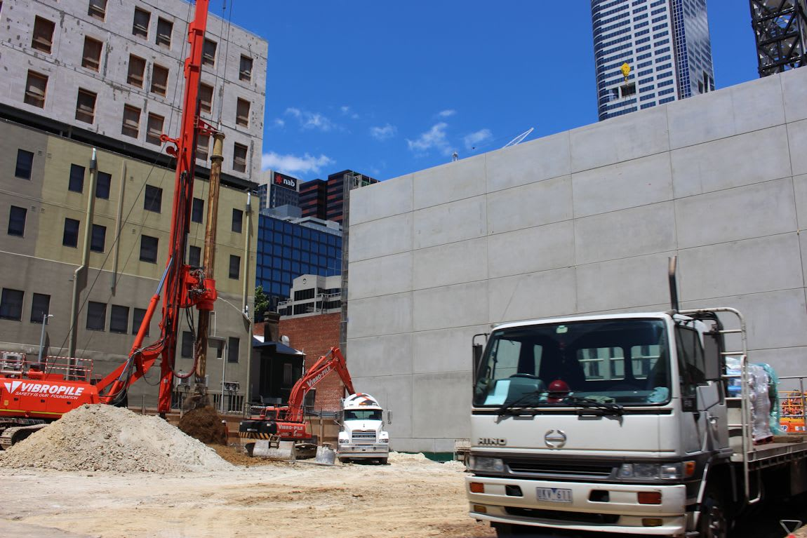 CBD | Australis Apartments | 601 Little Lonsdale Street | 46L | Residential