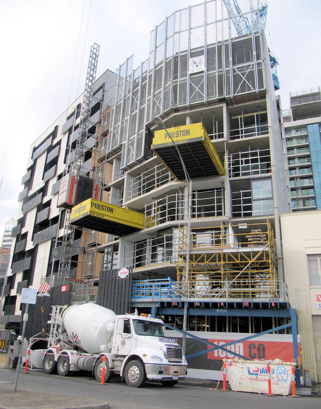 CBD | Grand 8 Melbourne | 263 Franklin Street | 12L