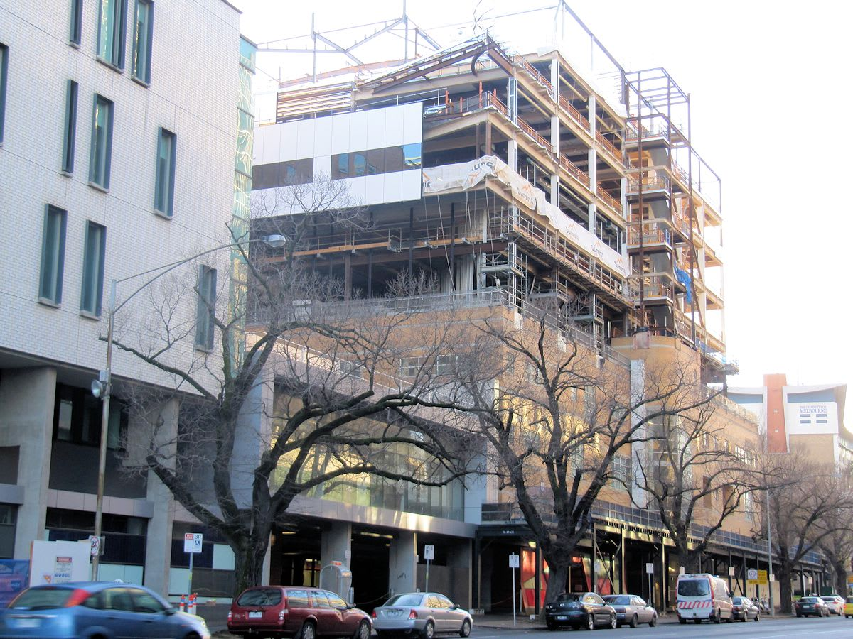 CARLTON + PARKVILLE   3053 + 3052   Projects