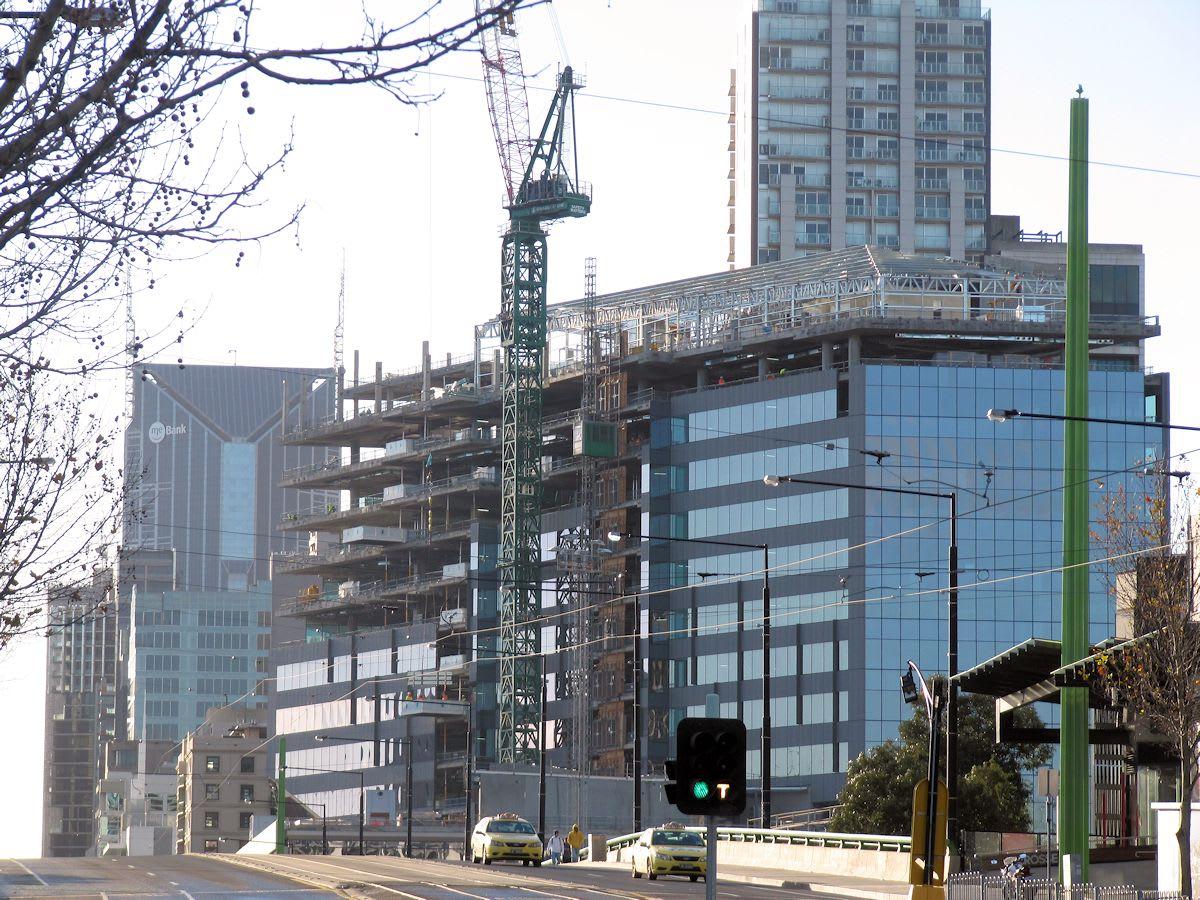 CBD | Victoria Police HQ | 313 Spencer Street | 60m | 12L | Office