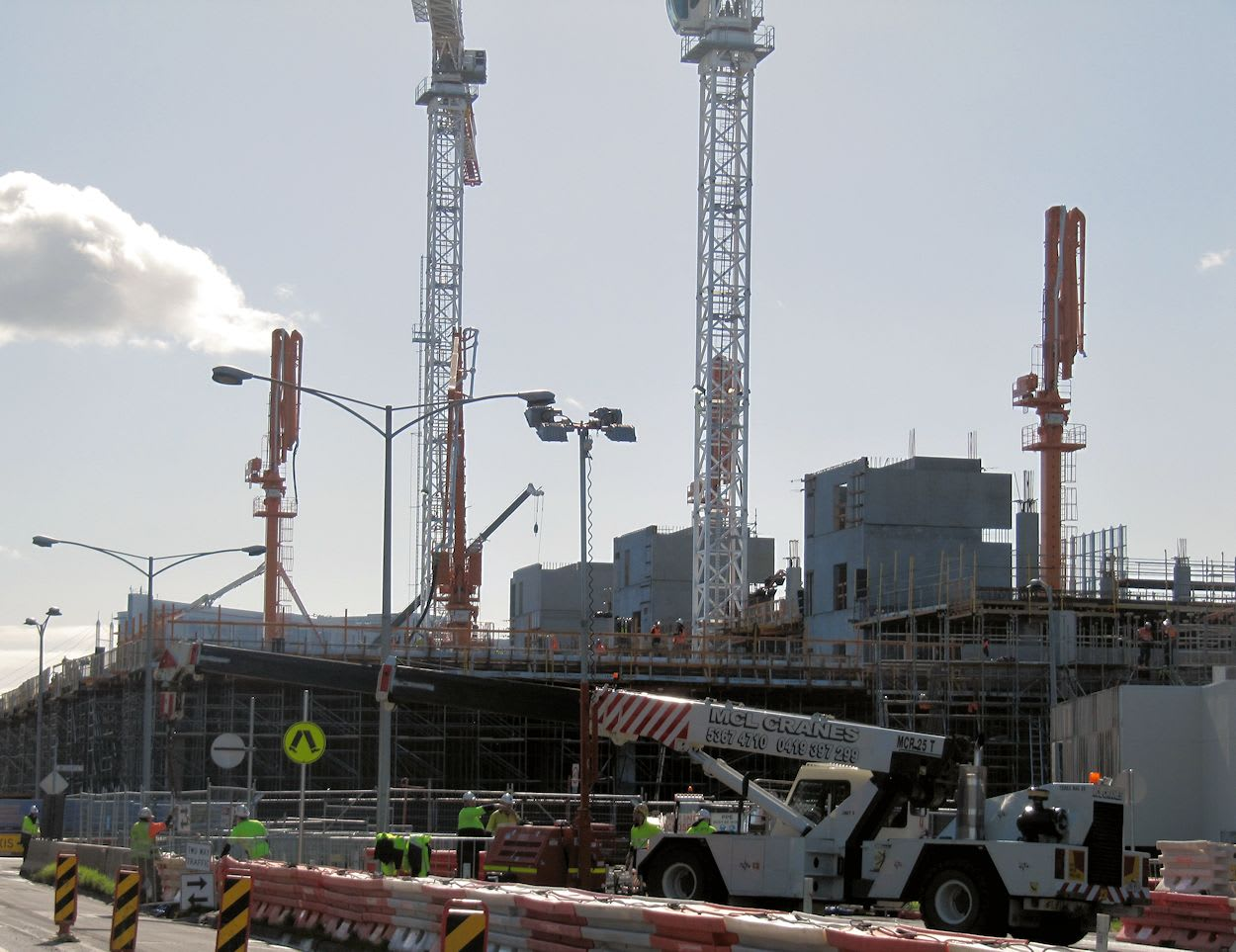 Tullamarine - News, Projects & Construction