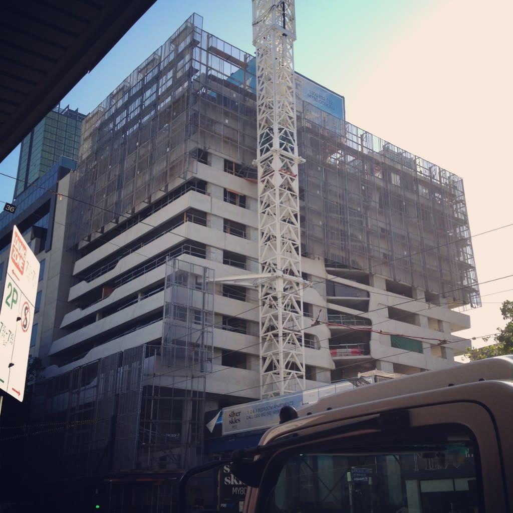 CBD | MY80 | 410 Elizabeth Street | 173m | 55L | Residential