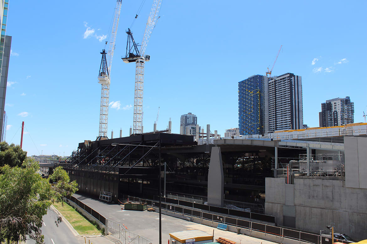 DOCKLANDS | 699 Bourke & 664 Collins | ~50m | 12L | Office
