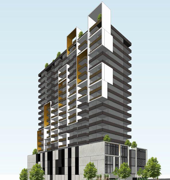 Preston grows up > 6-34 High Street planning application