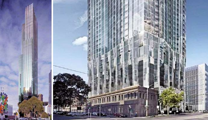 CARLTON | Swanston Central | 168 Victoria Street | 72L | 237m | Residential