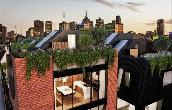 Creating a new typology: No. 108 Fitzroy