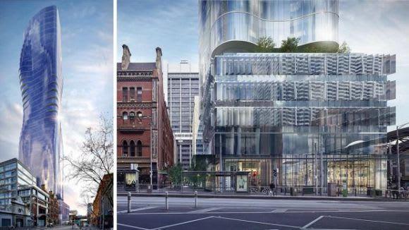 The evolution of Spencer Street