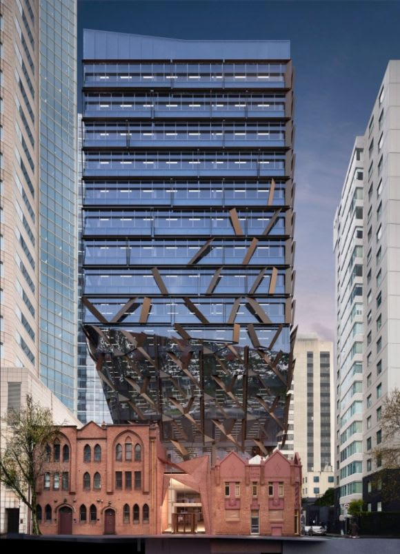 City of Melbourne approves six major projects
