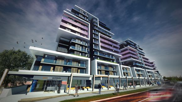Two major residential projects receive approval