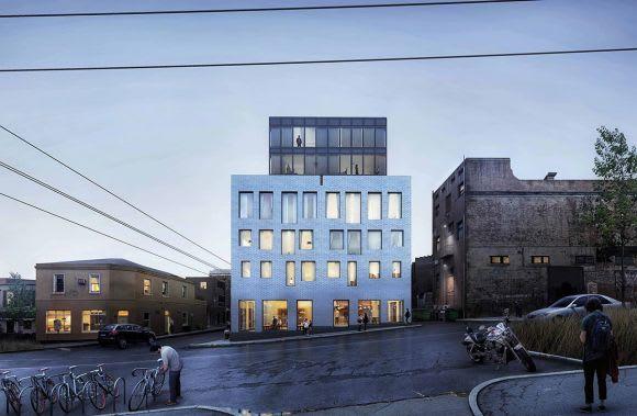 Icon Developments' Ashley Murdoch discusses Otter Street