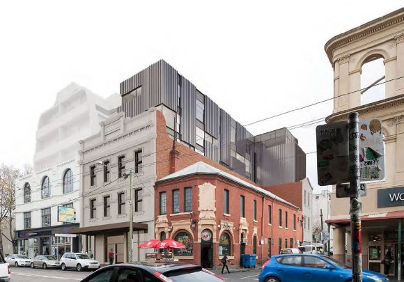 Smith Street Action Group's take on development