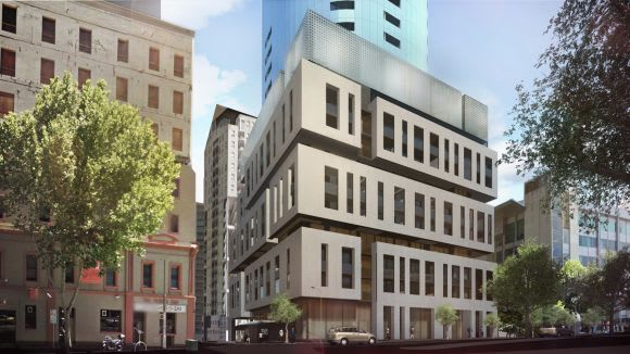 295 King Street approved