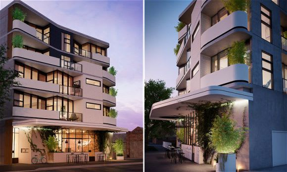 Seven projects quietly increasing Melbourne's urban density