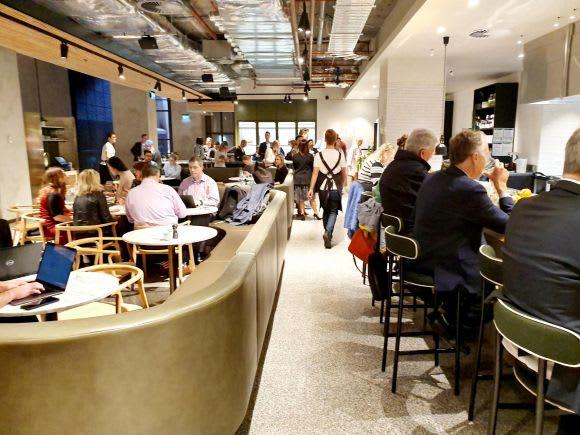 LIMINAL: Melbourne's trendy new venue could be the CBD's next best meeting spot