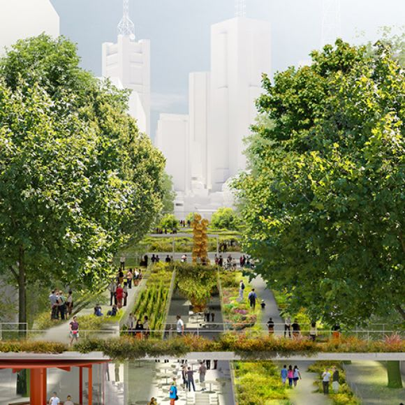 Architects appointed to redesign Melbourne Arts Precinct Public Realm