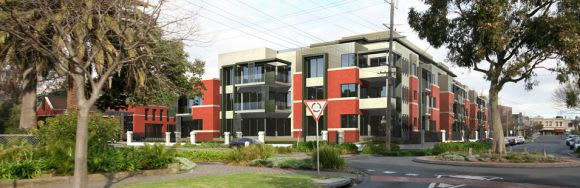Vertical aged care in action