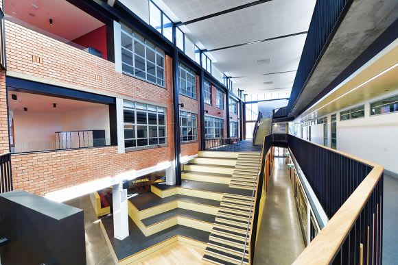 First stage of Marcellin College's 10 year Master Plan complete