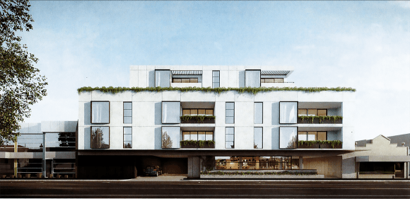 Landream & V-Leader obtain approval for exclusive five-storey development in Brighton