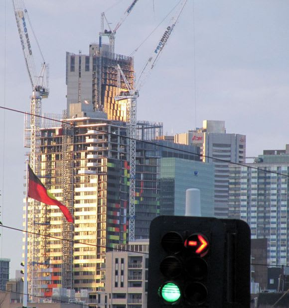 The numbers behind Melbourne's apartment boom