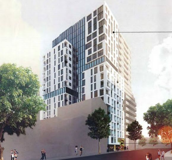 Planning Application > 180 Russell Street, Melbourne